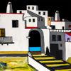Immagine di Paesaggio con pretini verticale