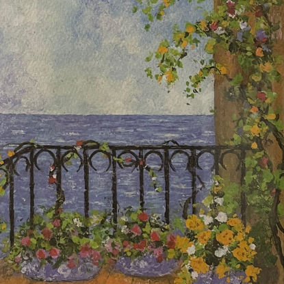 Immagine di Balcone a Scopello