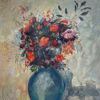 Immagine di Omaggio a Redon (vaso di fiori)