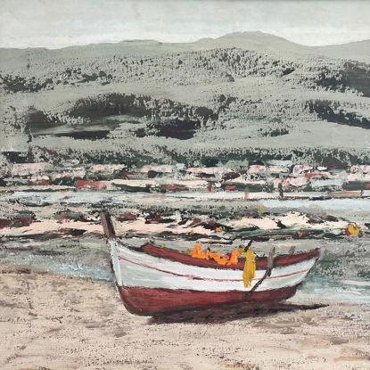 Immagine di Barca a riva