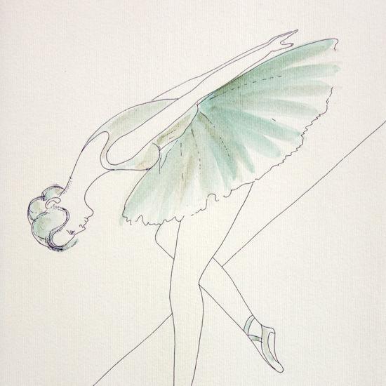 Immagine di Ballerina 02 (Carla Fracci)