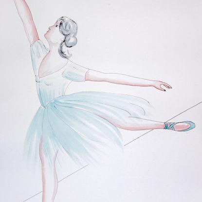 Immagine di Ballerina 03 (Carla Fracci)