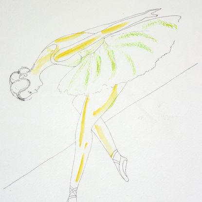 Immagine di Ballerina 04 (Carla Fracci)