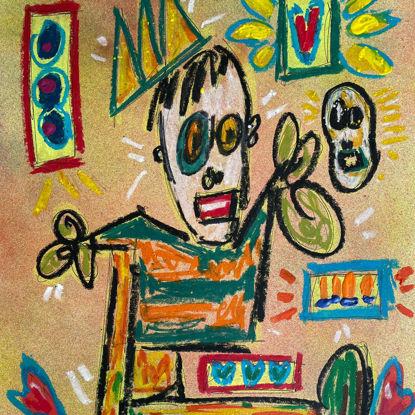 Immagine di Carta d'artista 12