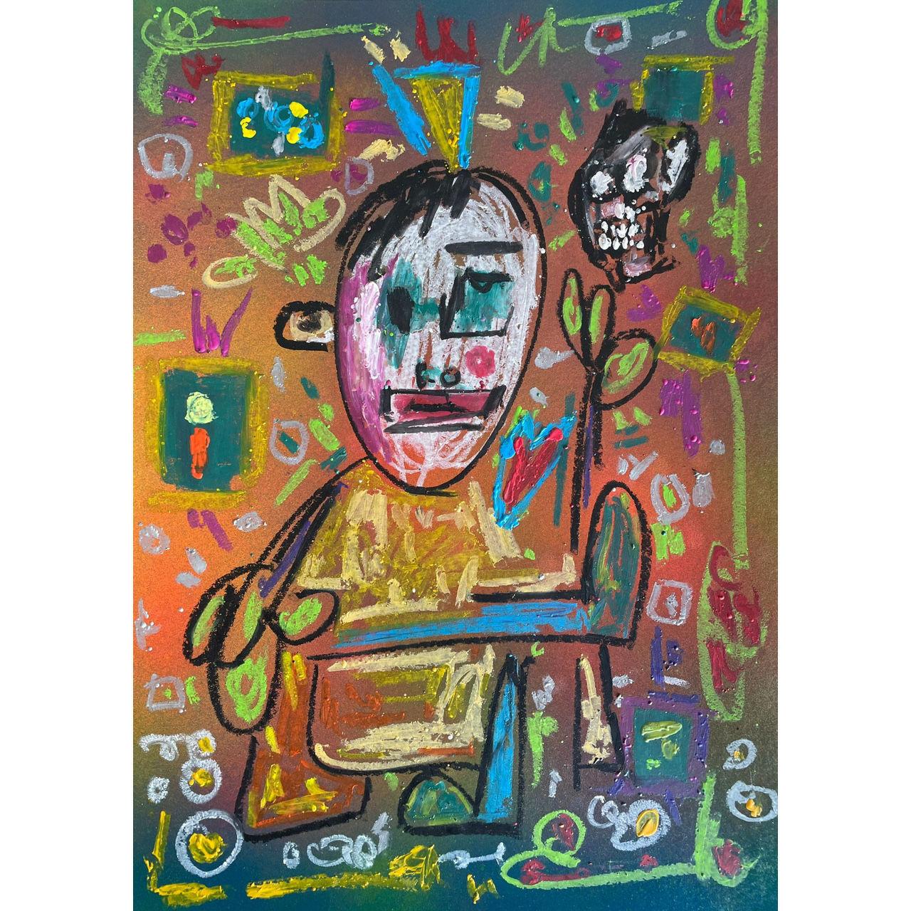 Immagine di Carta d'artista 14